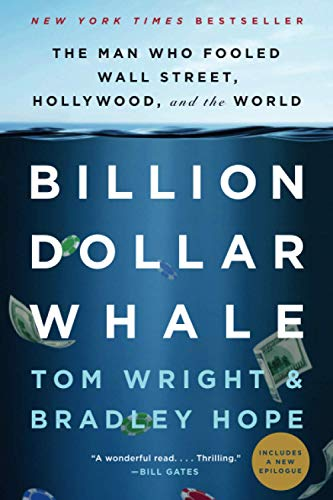 Billion Dollar Whale: The Man Who Fooled Wall Street, Hollywood, and the World Cover