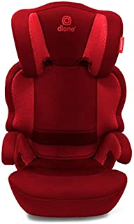 Diono Everett NXT Fix High Back Booster Seat, Red