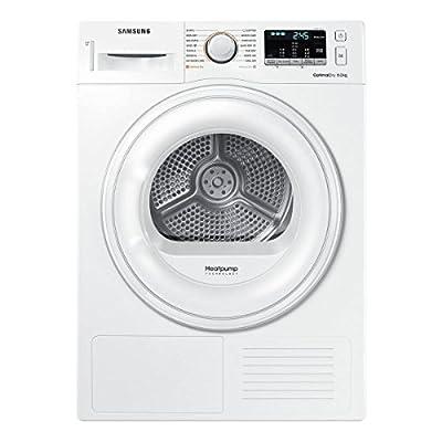 Samsung DV80M50101W Samsung DV80M50101W Heat Pump Tumble Dryer, A++, 8KG White