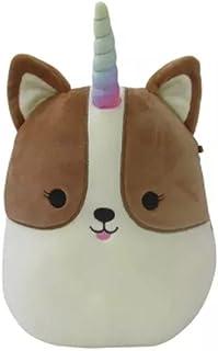 "Squishmallows 8"" Marceline The Corgicorn Plush Stuffed Animal Toy"