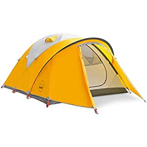 KAZOO Waterproof Backpacking Tent Ultralight 4 Person Lightweight Camping Tents 4 People Hiking Tents Aluminum Frame…