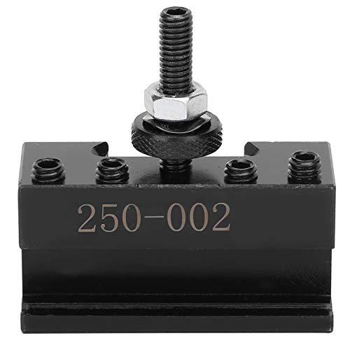 250-002 Poste de la herramienta, tipo cuña Portaherramientas de barra de perforación Portaherramientas de poste Tenedor de torno CNC
