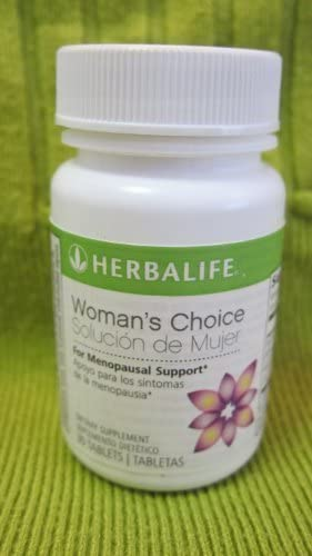 HERBALIFE New Woman's Choice MENOPAUSAL Support 爆安 贈物 Tablets