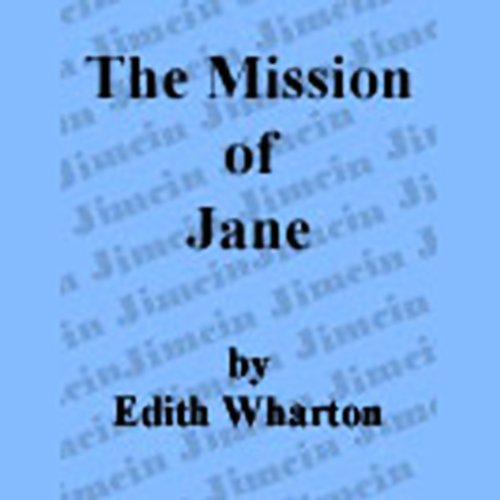 The Mission of Jane audiobook cover art
