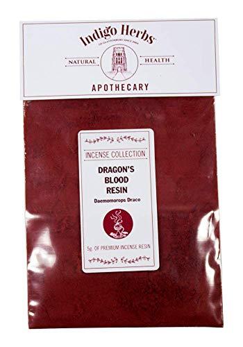 Indigo Herbs Polvere di Sangue del Drago 5g