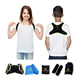 Royal House 1216 Posture Corrector Pro for Men and Women - Lower Back Pain Relief Devices - Back Brace For Kids Posture. (Small)