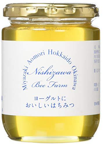 西澤養蜂場 ヨーグルトにおいしいはちみつ 300g