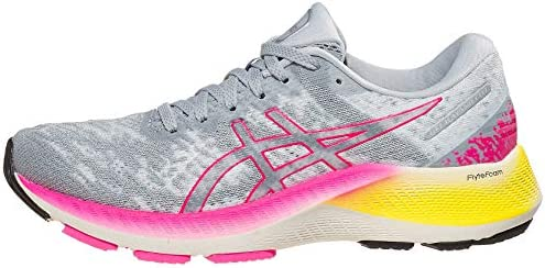 ASICS Women s Gel Kayano Lite Running Shoes 8 5M Piedmont Grey Sheet Rock product image