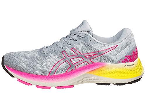 ASICS Women's Gel-Kayano Lite Running Shoes, 9.5M, Piedmont Grey/Sheet Rock