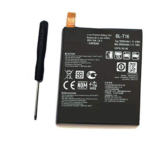 Centerpower BL-T16 - Batería de Repuesto para LG G Flex 2 H950 H955A LS996 H959 (con Herramienta de instalación)