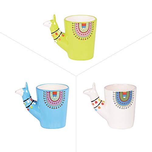 Table Passion - mug lama 45 cl (1 modèle aléatoire)