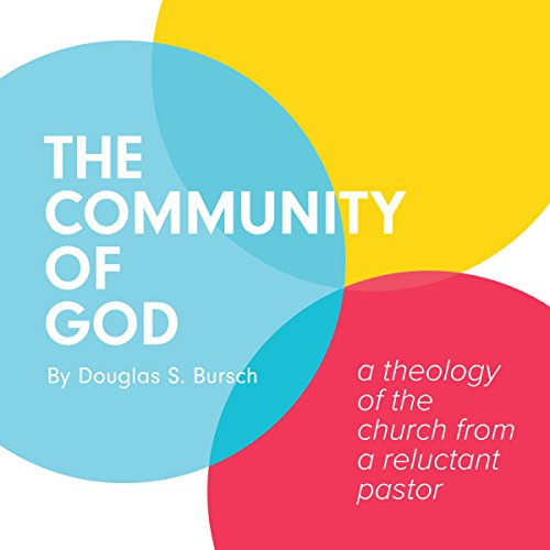 The Community of God audiobook cover art