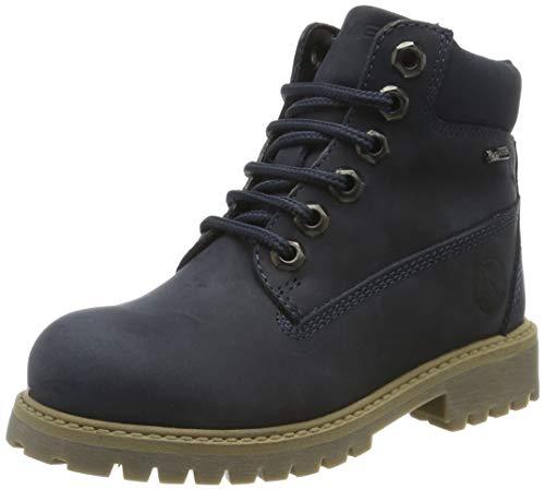 PRIMIGI Jungen PGB Gore-TEX 44265 Klassische Stiefel, Blau (Blue Scuro 4426511), 34 EU
