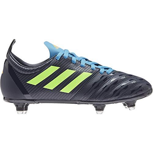 adidas Malice Junior (SG), Botas de Rugby, Tinley/VERSEN/CIASEN, 31 EU