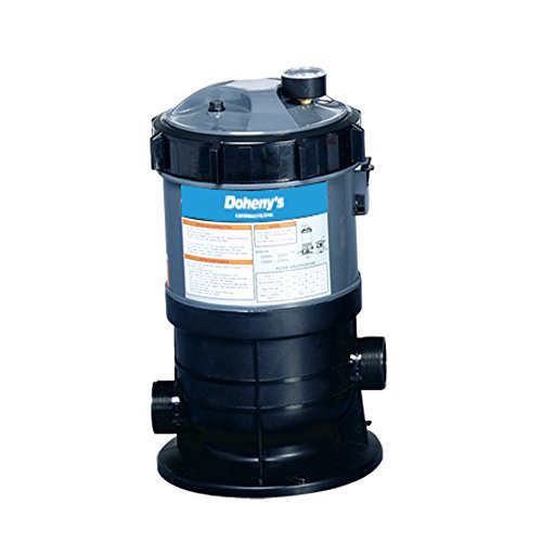 Doheny's Cartridge Filter, 25 GPM