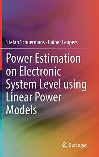 Power Estimation on Electronic System Level using Linear Power Models