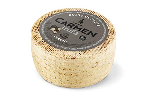 Queso de Oveja Curado con Trufa Pieza 3Kg Carmen