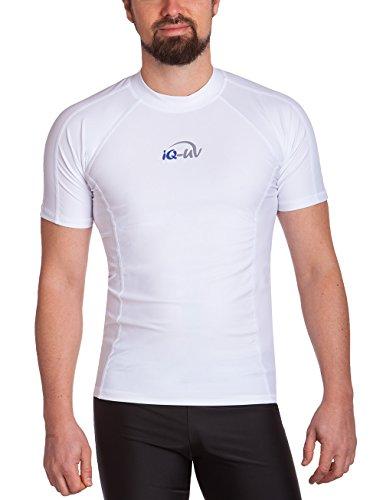 IQ UV 300, T-shirt - Homme - blanc - S