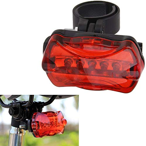Generic 012 Raypal LED Bicycle Rear Tail Light