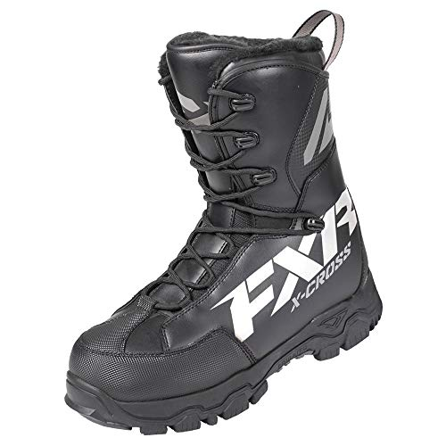FXR - 2019 - X-Cross Speed Boot (Black, Men (9) / Womens (11) / EU (42))