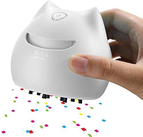 Desktop-Staubsauger, Mini-Tisch-Staubkehrer, tragbarer Auto-Staubsauger, Tastatur-Staubsauger, Mini-Staubsauger-Student Electric Small-USB-automatischer Schreibtisch-Staubsauger-Radierer-Bleistift-Ras
