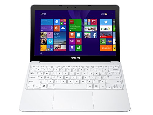 Asus F205TA-BING-FD019BS 29,5 cm (11,6 Zoll) Laptop (Intel Atom Z3735F, 1,3GHz, 2GB RAM, 32 GB EMMC , Intel HD, Win 8) weiß