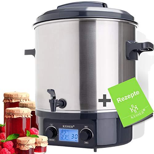 KESSER KESSER 27 Liter Glühweinkocher Glühweinkessel Bild
