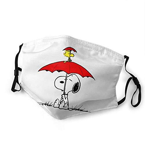 Snoo-Py Cartoon Style Gesicht Kopfbedeckung Bandana Sport Winddichte Sturmhaube Staub Wind Für Outdoor-Aktivitäten-Sn-OOP-y