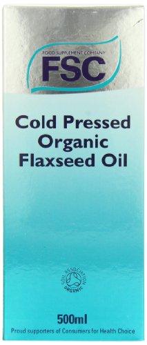 FSC Organic Flaxseed Oil 500ml