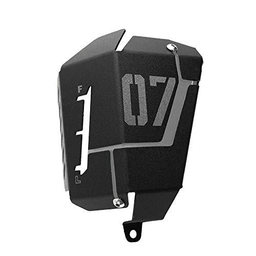 MT07 FZ07 Cubierta protectora del tanque de recuperación de refrigerante para Yamaha MT-07 FZ-07 2014-2019