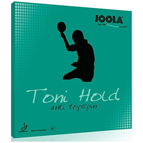 Joola Tischtennisbeläge »Toni Hold Anti Topspin«, rot 2,5mm