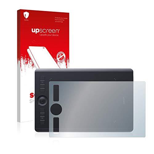 upscreen Pellicola Protettiva Compatibile con Wacom Intuos PRO M (2017) Protezione Proteggi Schermo – Trasparente, Anti-Impronte