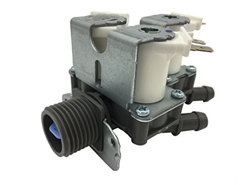 『Enterpark』 Premium Quality Cost Effective Part 5221ER1003A Replacement of Water Inlet Valve for Washing Machine