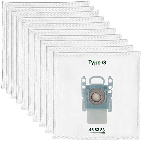 10 bolsas de repuesto para Bosch tipo G BBZ41FGALL GL30