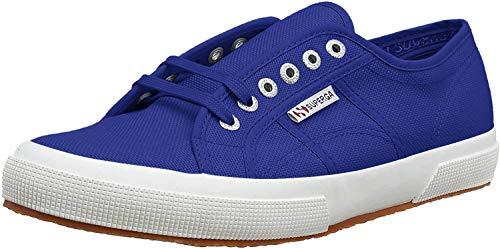 Superga 2750 COTU Classic, Zapatillas Unisex Adulto, Intense Blue, 36 EU