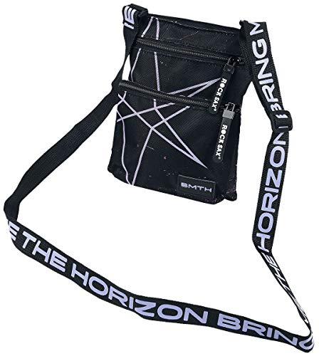 Bring Me The Horizon Amo Straps Unisex Umhängetasche schwarz 100% Polyester Band-Merch, Bands