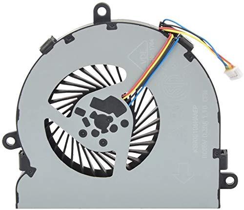 Ventilador de refrigeración de CPU para HP 250-G4 255-G4 250 G4 255 G4 serie, número de pieza compatible 813946-001