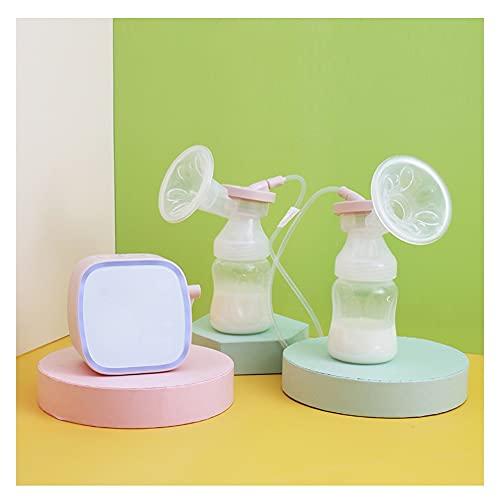 ZYF Sacaleches Eléctrico Bomba de Leche eléctrica, Bomba de Lactancia Materna, BPA Libre, Bomba de Leche Materna Recargable con una Bolsa de Transporte