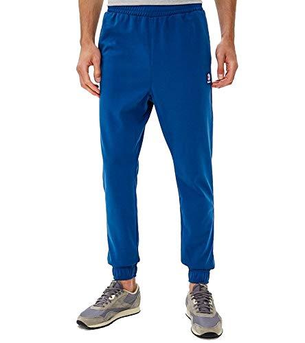 Reebok Es Trackpant - bunblu - Sporthosen lang-Herren, Größe:S