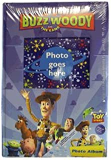 Disney Toy Story Photo Album & Frame Set - Buzz Woody And The Gang