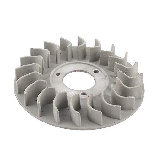 New Lon0167 170 mm Destacados Diámetro exterior 42 eficacia confiable mm taladro Plástico 20 paletas Ventilador Impulsor Gris(id:04a 82 a1 d4b)