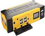 avviatore batteria auto , Alimentazione multifunzionale di emergenza dell'automobile di emergenza dell'auto, amplificatore della batteria portatile da 12V, alimentazione di avviamento dell'automobile,