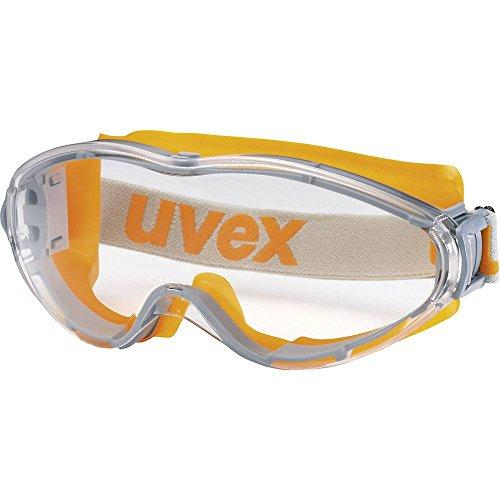 Uvex 9302–255Ersatzgläser, Ultraschall, klar