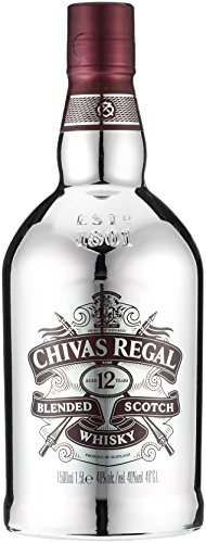 Chivas Regal Scotch 12 Years Old Night Edition Magnum Whisky (1 x 1.5 l)