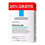 Sabonete Facial em Barra Effaclar Concentrado La Roche-Posay 70g 20% Grátis