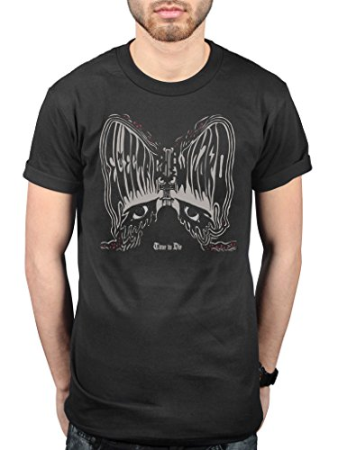 Official Electric Wizard Time To Die T-Shirt Music Doom Metal Band