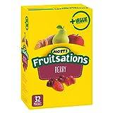 Mott's Fruitsations Veggie sans gluten Baies 32 g