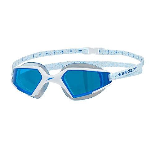 Speedo 811764C903 Gafas de Natación, Unisex Adulto, Blanco