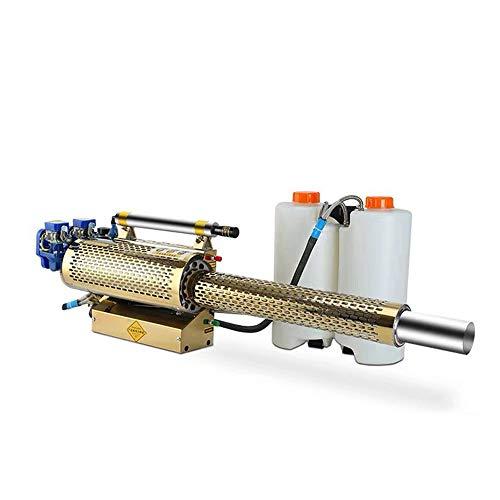 Rugspuit Met Benzine En Elektrische Start-Functie, 2 Soorten Nevel Effect Water Sproeier, Direct Schot 6~60M, Gebruikt in De Boerderij, Straat, Tuin