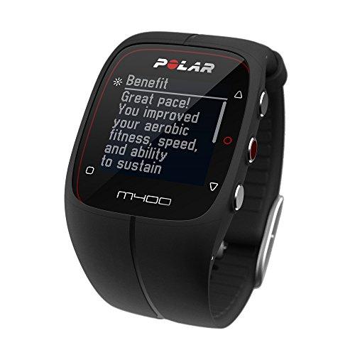 Polar M400 - Reloj de entrenamiento con GPS